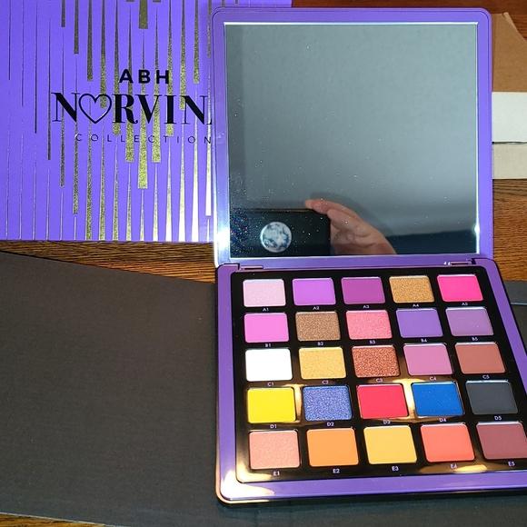 ABH Norvina Pro Pigmet Palette Vol. 1
